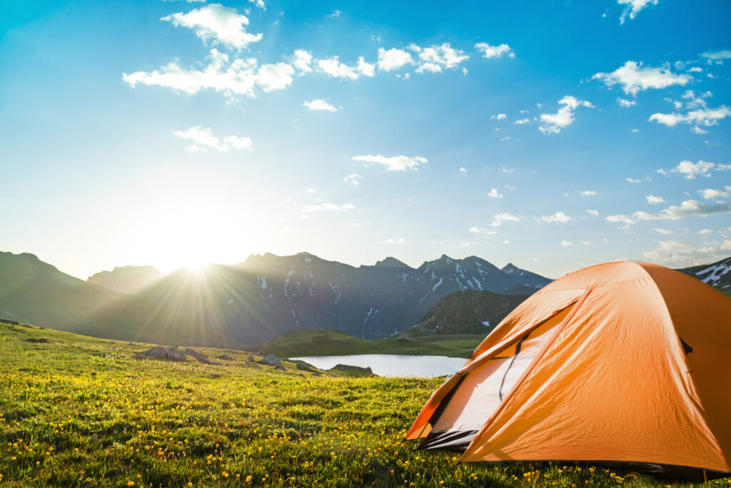 Camping hacks to make your next camping trip stress free and more fun!