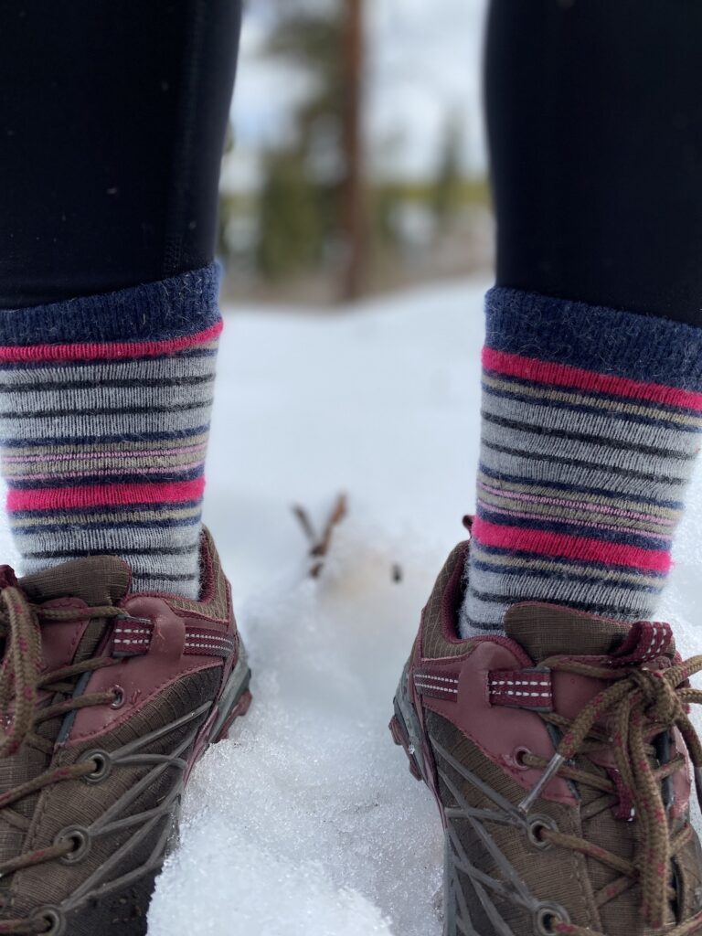 backcountry gear wool socks