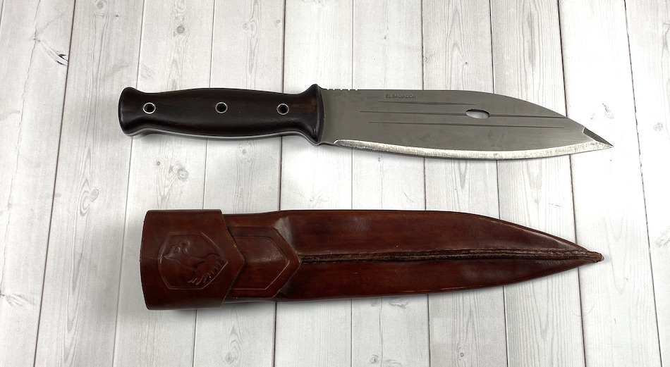 condor fixed blade bushcrafting knife