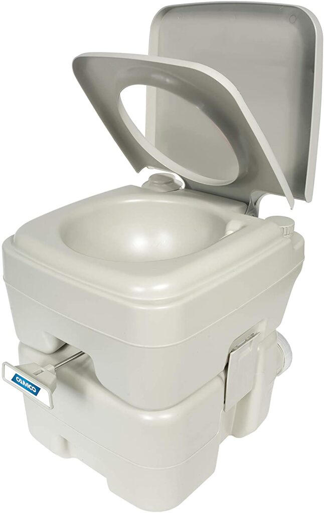 portable camco toilet