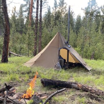 types of tents for family camping