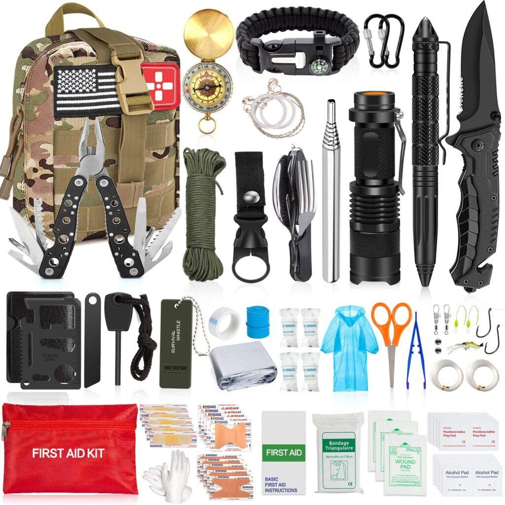 aokio emergency survival kit