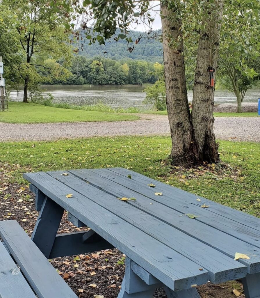 clean-camping-area-sandyspringscampground camping rules