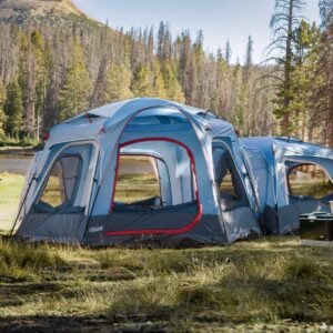 coleman 6 person family tent