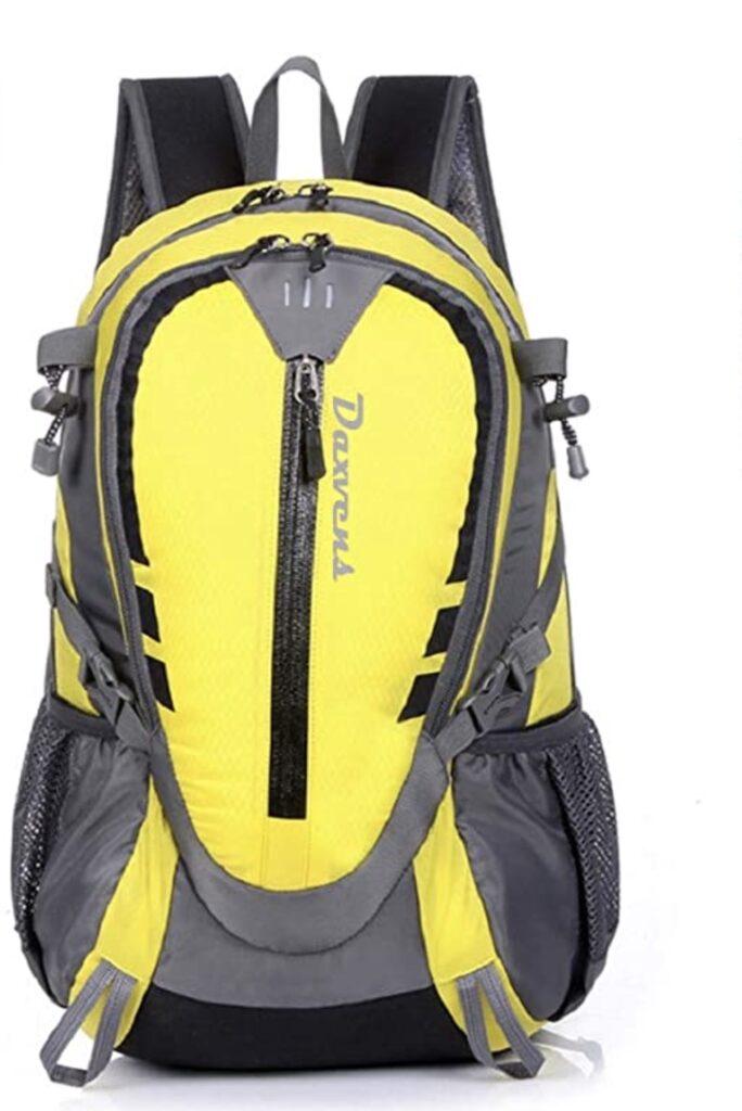 daxvens backpack lightweight hiking daypack