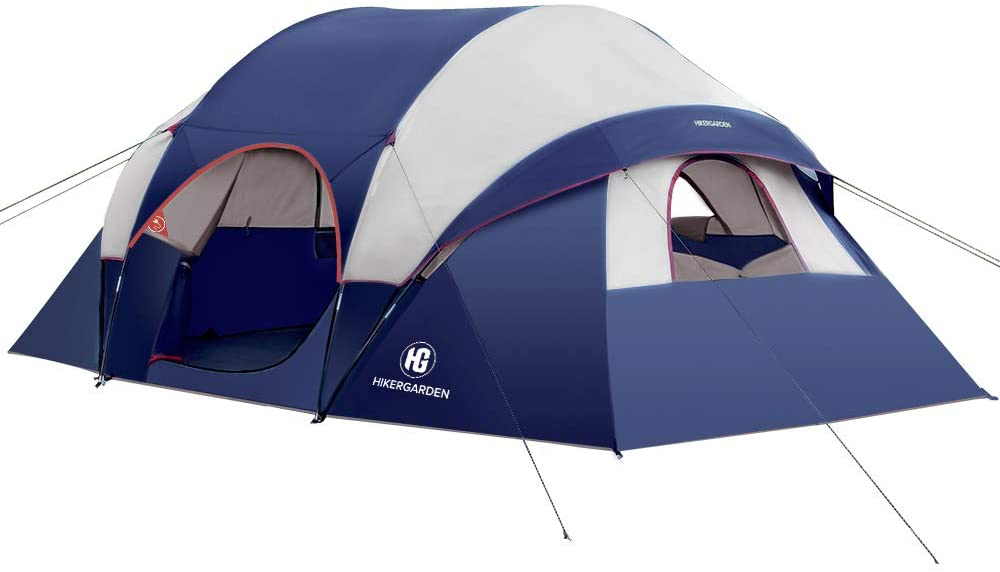 hikergarden camping family tent