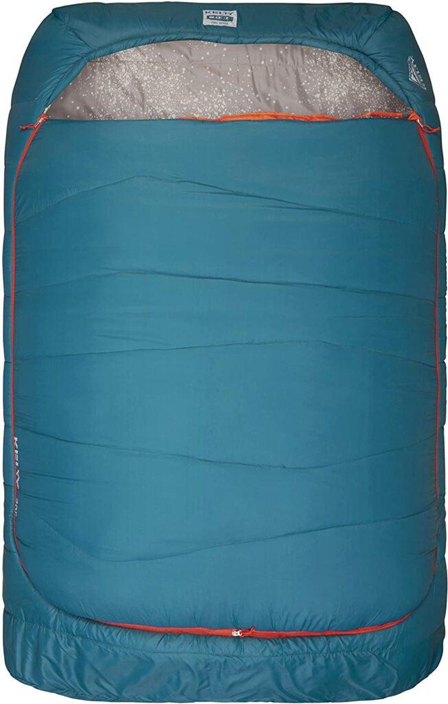 kelty tru comfort double sleeping bag
