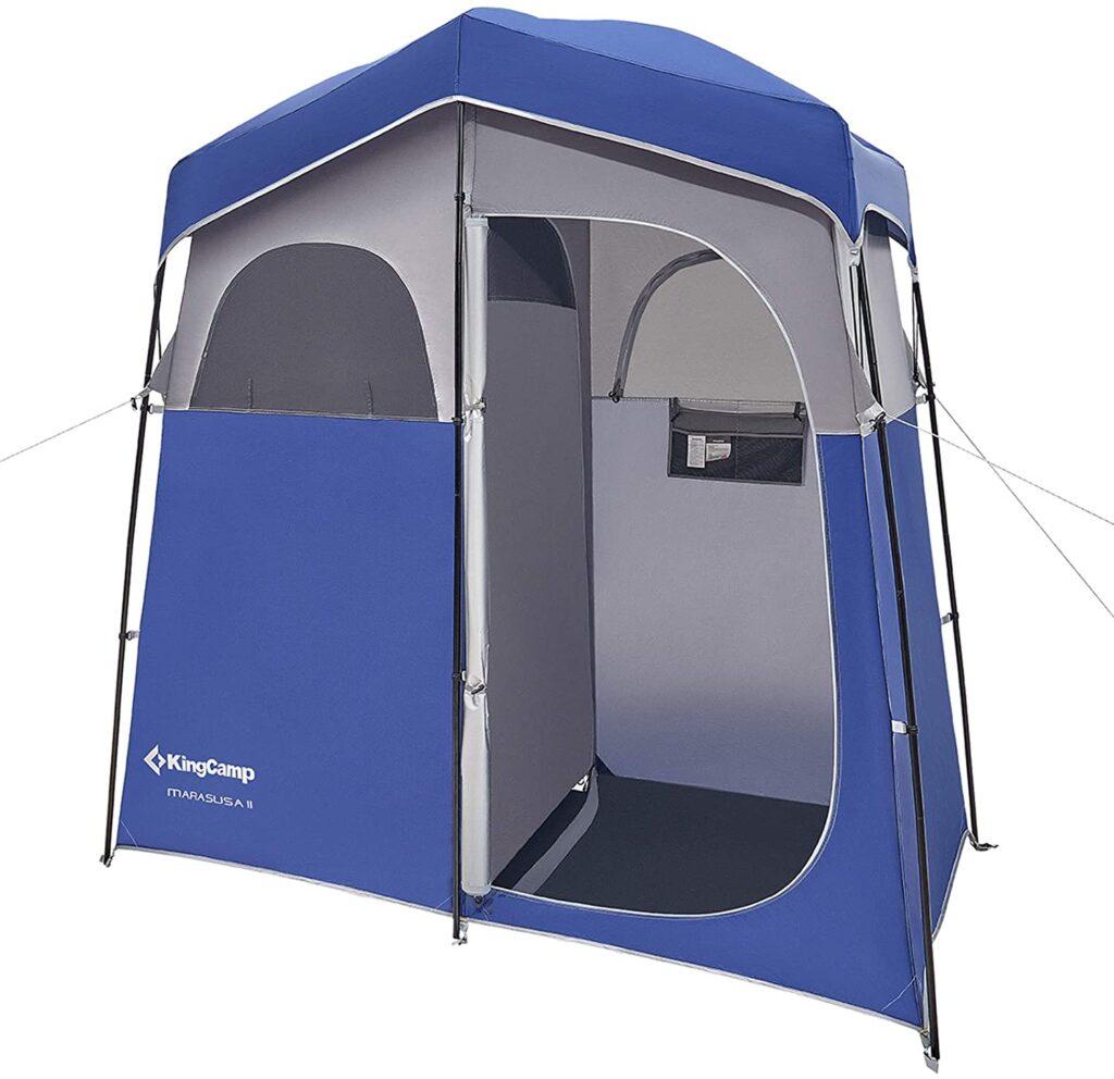 king camp dressing shower tent