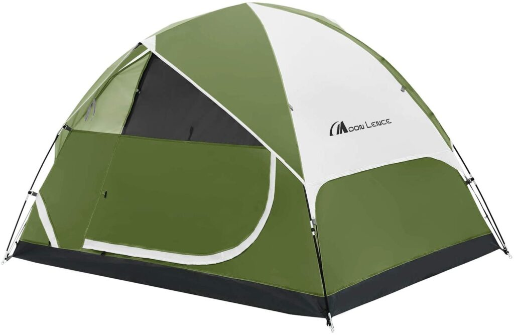 moon lence camping tent for the family