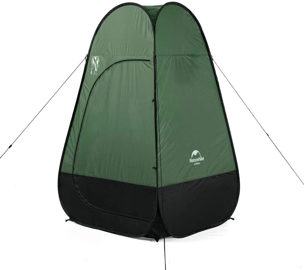 naturehike pop up camping shower changing tent