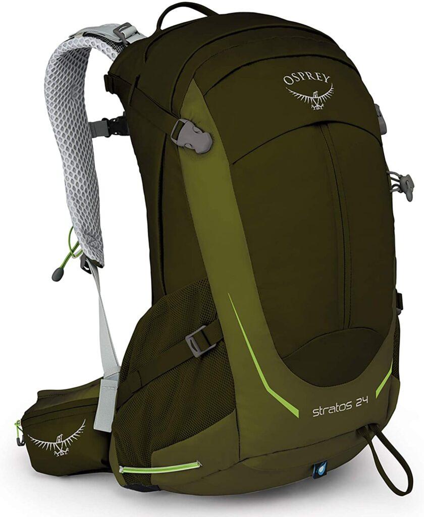 osprey stratos backpack daypack