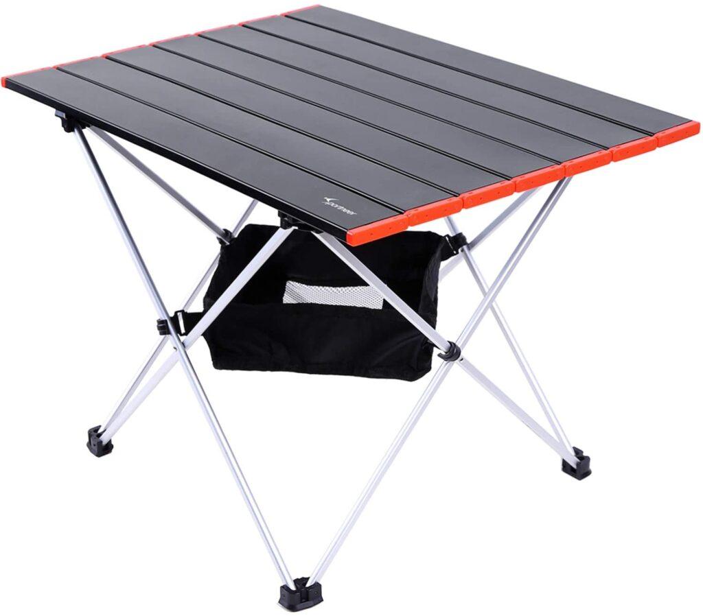porta ble-camping-table-mesh-bag