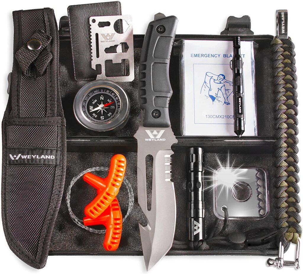 weyland-outdoors survival gear for emergency