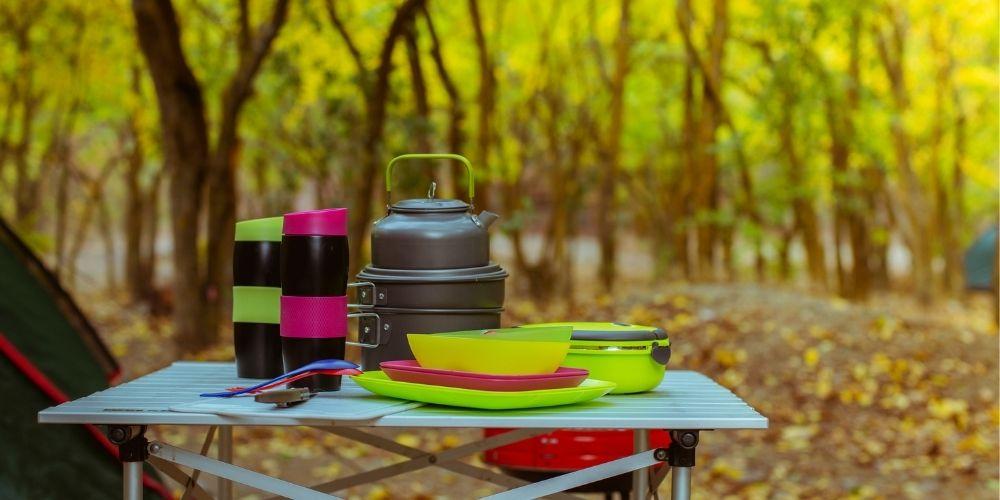 best camping cookware set