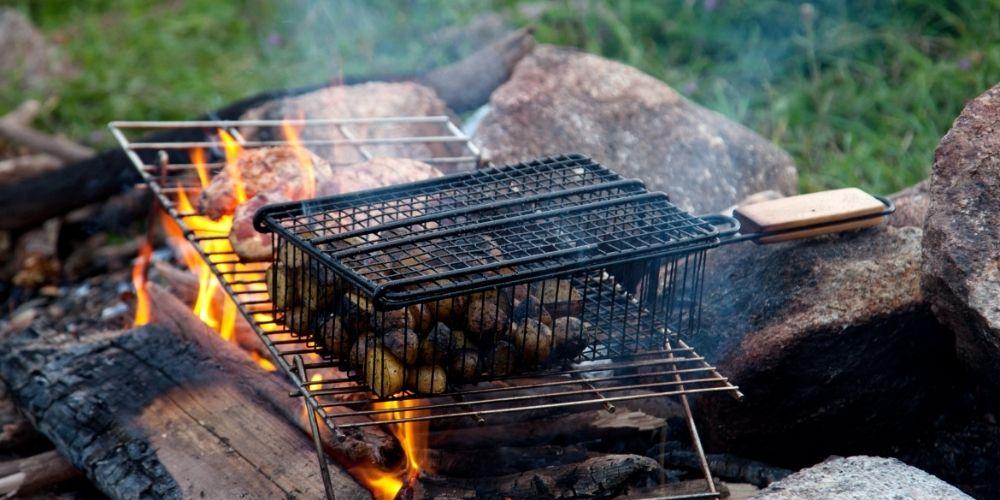 campfire grill grate