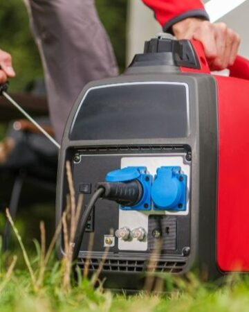 best small generator for camping
