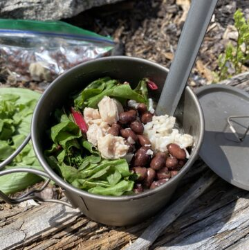choose the best snacks for hiking
