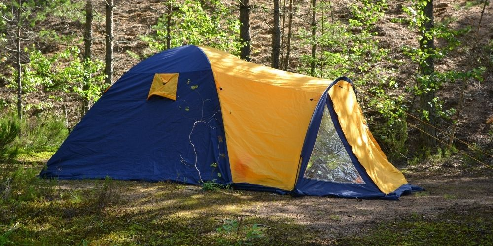 best tent with a screened porch
